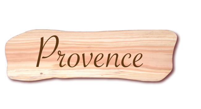 Lettertype Provence