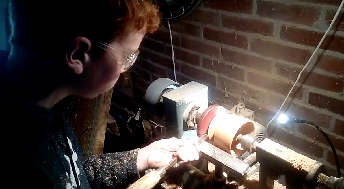 Olav's Ambachten - houtdraaiwerk