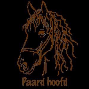 decoratie paard hoofd